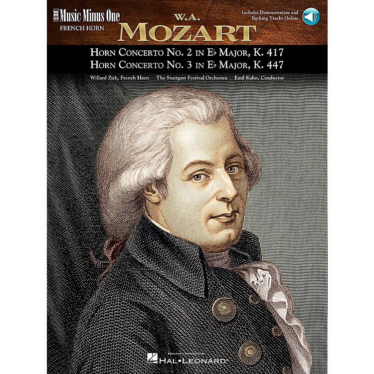 Hal LeonardHorn Concerti By Mozart