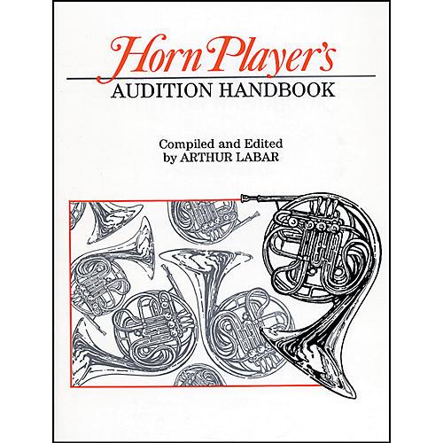 Alfred Horn Players Audition Handbook-thumbnail