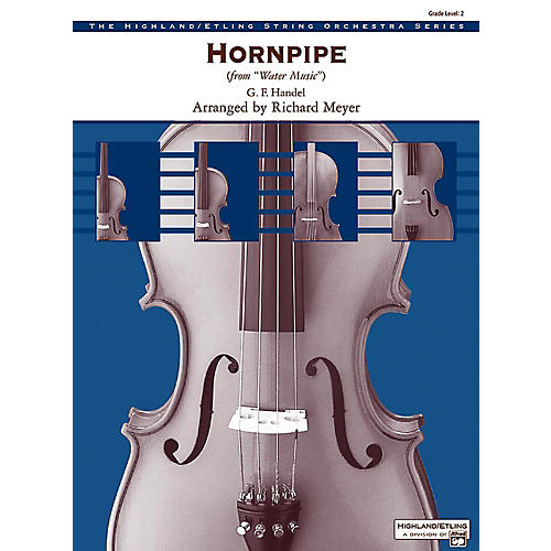 Alfred Hornpipe (from Water Music) Grade 2-thumbnail