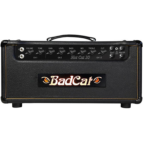 Bad Cat Hot Cat 30 R 30W Guitar Tube Head