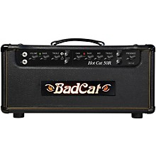 Bad Cat Hot Cat 50W Guitar Amp Head with Reverb