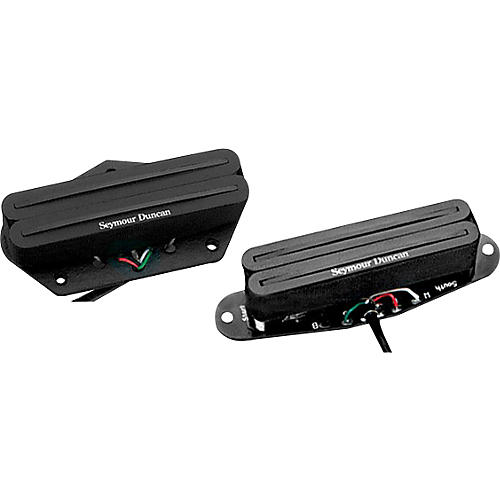 Seymour Duncan Hot Rails For Tele Pickup Set