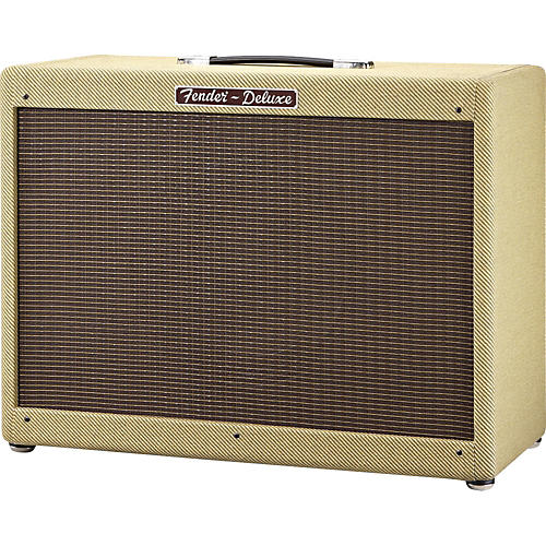 Fender Hot Rod Deluxe 112 80W 1x12 Guitar Extension Cab-thumbnail