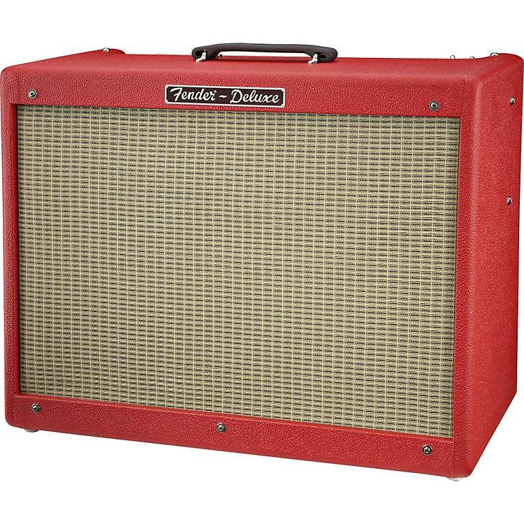 FenderHot Rod Deluxe Texas Red 40W 1x12 Tube Guitar Combo Amp