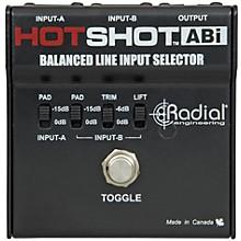 Radial Engineering HotShot ABI Line Input Selector