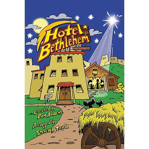 Integrity Music Hotel Bethlehem (A Children's Christmas Musical) Listening CD Arranged by Steven V. Taylor-thumbnail