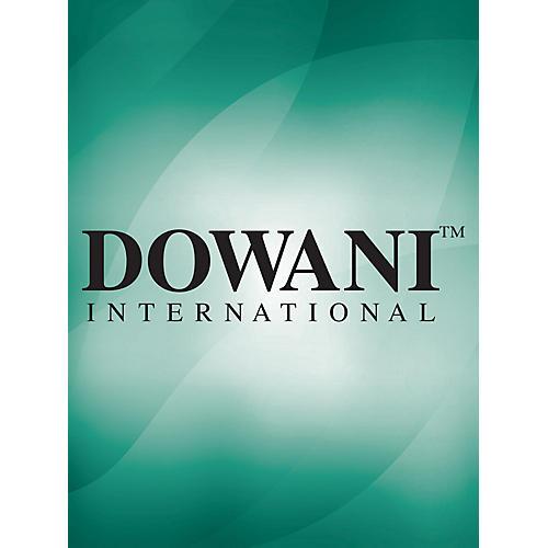 Dowani Editions Hotteterre - Trio Sonata C Major Op. 3 No. 5 for 2 Treble (Alto) Recorders and Basso Cont Dowani Book/CD-thumbnail