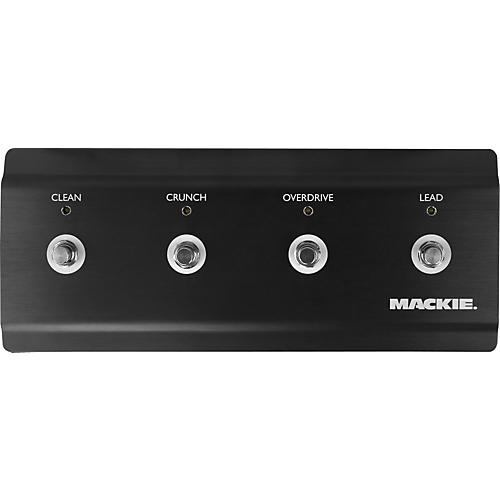Mackie Hotwire PB4 Guitar Footswitch-thumbnail
