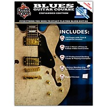 Hal Leonard House Of Blues - Blues Guitar Course Expanded Edition Book/Online Audio