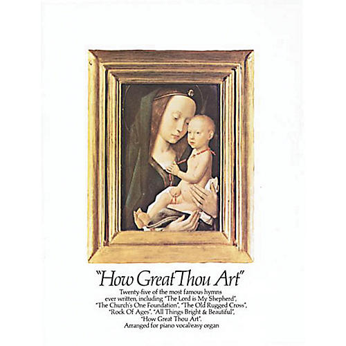 Music Sales How Great Thou Art Music Sales America Series Composed by Various