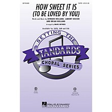 Hal Leonard How Sweet It Is to Be Loved by You ShowTrax CD Arranged by Mark Brymer