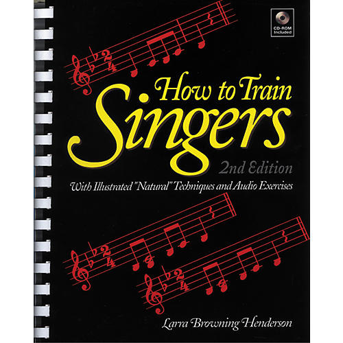 Pearson Education How To Train Singers