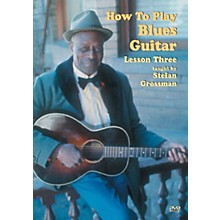 Mel Bay How to Play Blues Guitar Lesson 3 DVD