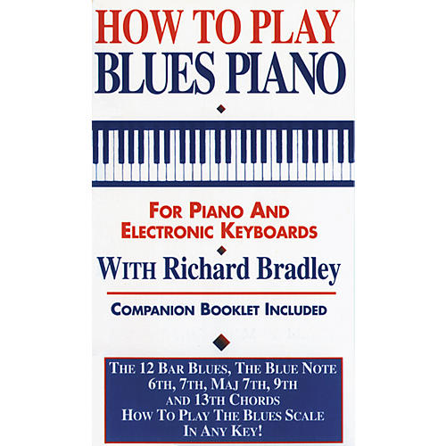 Alfred How to Play Blues-thumbnail