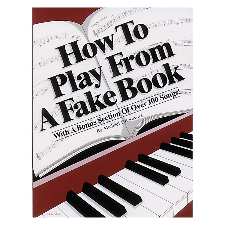 Alfred How to Play From a Fake Book