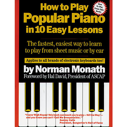 Alfred How to Play Popular Piano-thumbnail