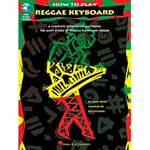 Hal Leonard How to Play Reggae Keyboard Book/CD