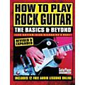 Backbeat Books How to Play Rock Guitar - The Basics and Beyond Book thumbnail