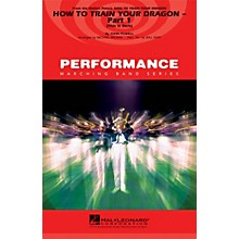 Hal Leonard How to Train Your Dragon - Part 1 Marching Band Level 4 Arranged by Michael Brown
