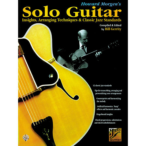 Alfred Howard Morgen's Solo Guitar Book-thumbnail