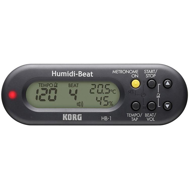 KorgHuMIDI-Beat Metronome Hygrometer