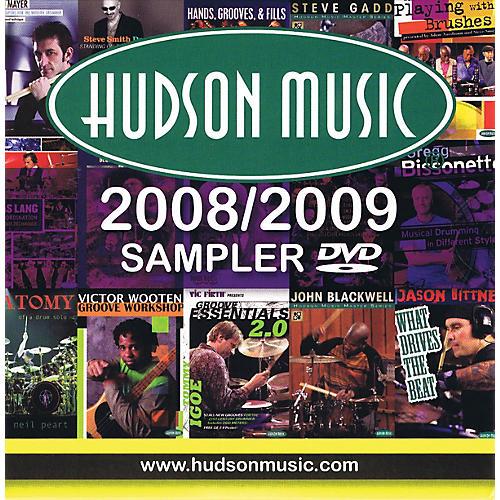 Hudson Music Hudson DVD Sampler (The Finest Multimedia for Musicians) Instructional/Drum/DVD Series DVD by Various-thumbnail