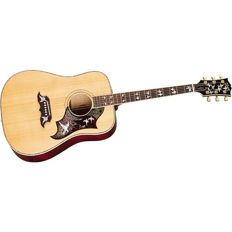 GibsonHummingbird Custom Acoustic Guitar