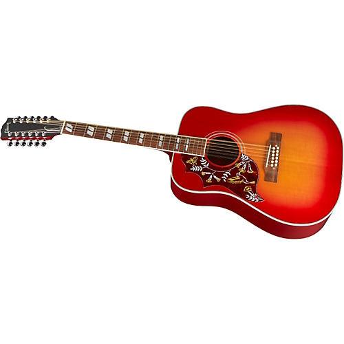 Gibson Hummingbird Custom Left-Handed 12-String Acoustic Guitar