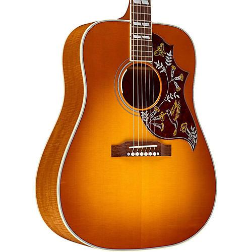 Gibson Hummingbird Figured Mahogany Acoustic-Electric Guitar-thumbnail