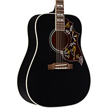 Gibson Hummingbird Limited Edition - Acoustic-Electric Guitar Ebony