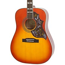 Epiphone Hummingbird PRO Acoustic-Electric Guitar Level 1 Faded Cherry
