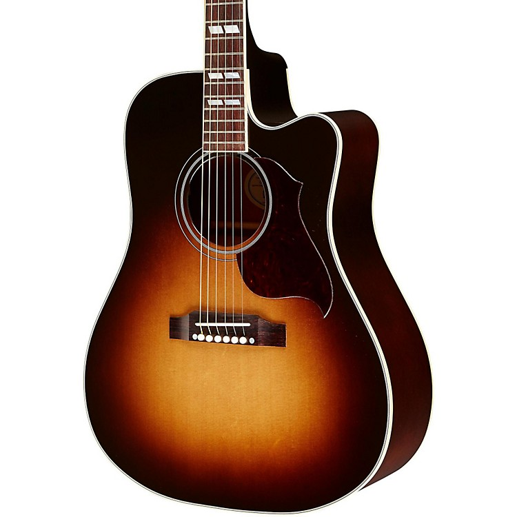 Gibson Hummingbird Pro Cutaway Acoustic-Electric Guitar