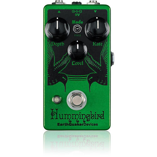 EarthQuaker Devices Hummingbird V3 Repeat Percussions Tremolo Guitar Effects Pedal-thumbnail
