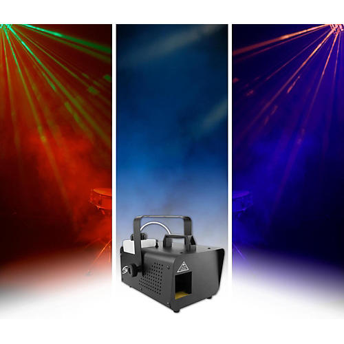 CHAUVET DJ Hurricane Haze 1D Haze Machine with Timer Remote-thumbnail
