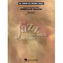 Hal Leonard Hurricane Season Jazz Band Level 4