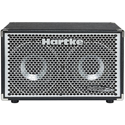 Hartke HyDrive 500W 2x10 Bass Speaker Cabinet-thumbnail