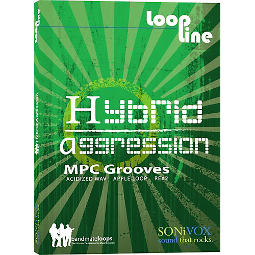Sonivox Hybrid Aggression - MPC Grooves Collection