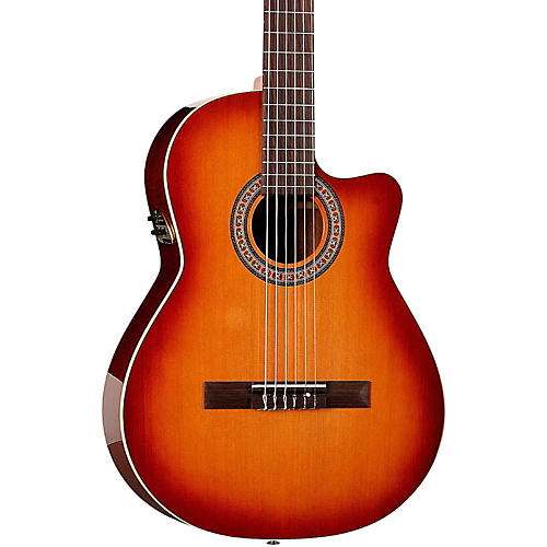 La Patrie Hybrid CW Nylon-String Acoustic-Electric Guitar