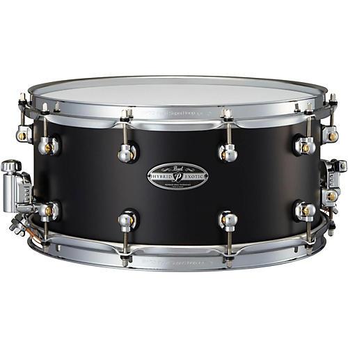 Pearl Hybrid Exotic Cast Aluminum Snare Drum-thumbnail