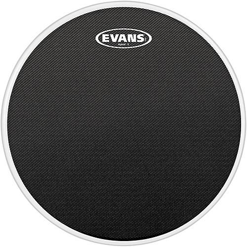 evans hybrid soft marching snare drum batter head black musician 39 s friend. Black Bedroom Furniture Sets. Home Design Ideas