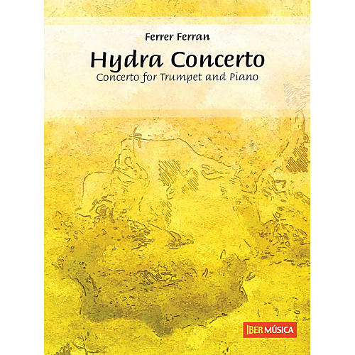 De Haske Music Hydra Concerto (Symphonic Band - Grade 5 - Score and Parts) Concert Band Level 5 by Ferrer Ferran-thumbnail