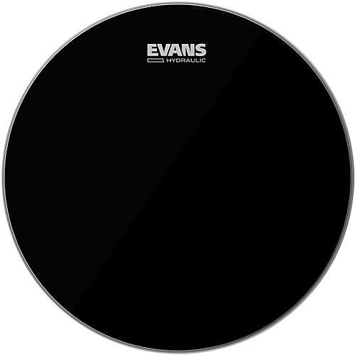 Evans Hydraulic Black Tom Batter Drumhead  13 IN