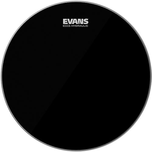 Evans Hydraulic Black Tom Batter Drumhead  15 IN