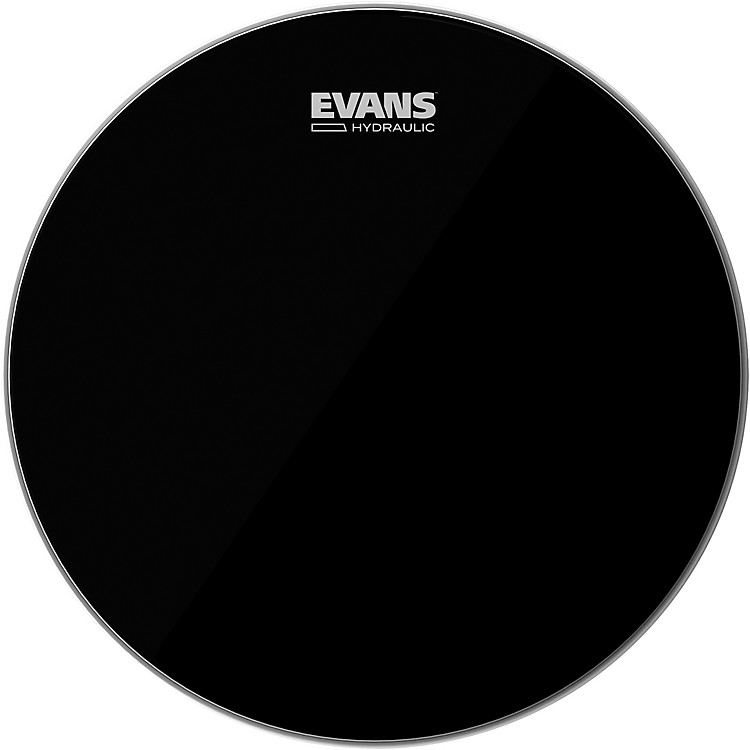Evans Hydraulic Black Tom Batter Drumhead  18 IN