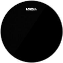 Evans Hydraulic Black Tom Batter Drumhead 6 IN