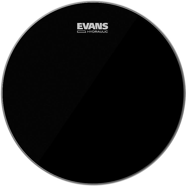EvansHydraulic Black Tom Batter Drumhead6 IN