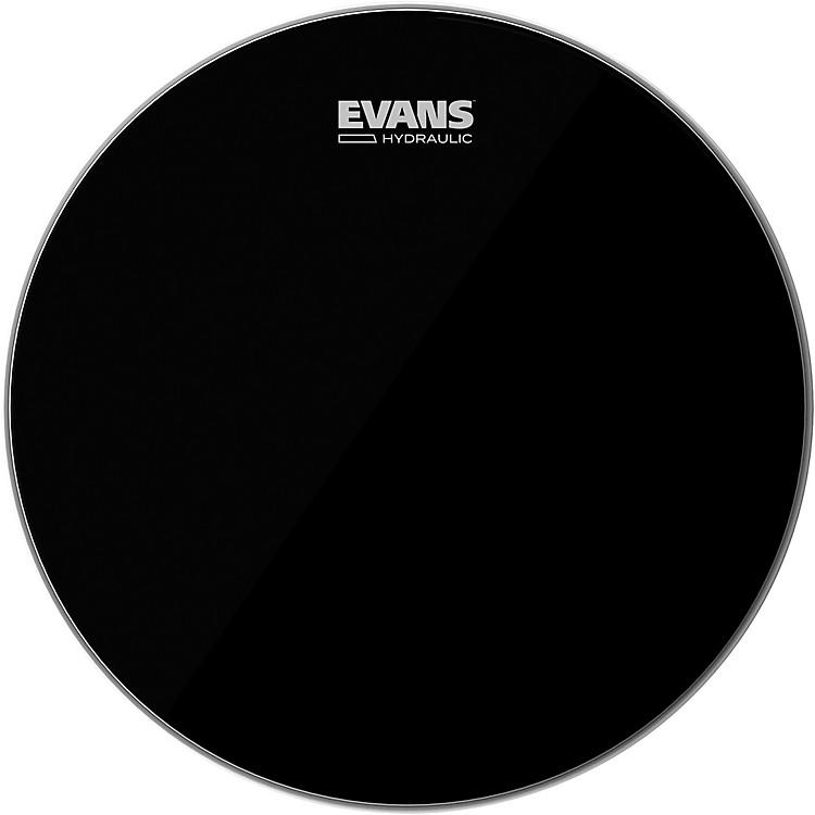 EvansHydraulic Black Tom Batter Drumhead18 IN