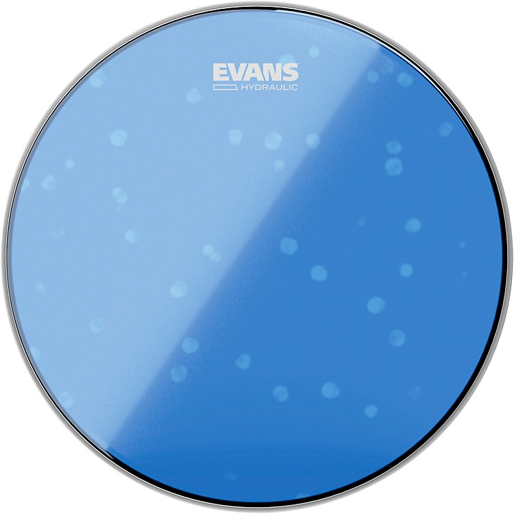 Evans Hydraulic Blue Tom Batter  12