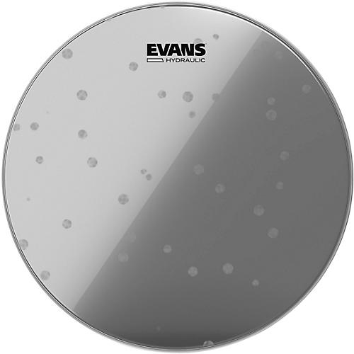 Evans Hydraulic Glass Drumhead  10 IN