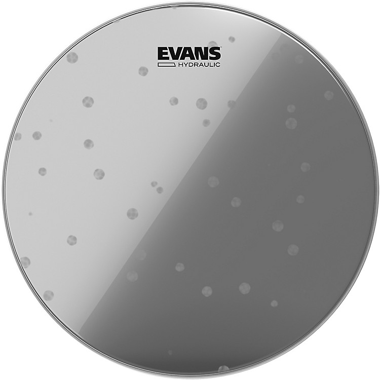 Evans Hydraulic Glass Drumhead  8 IN